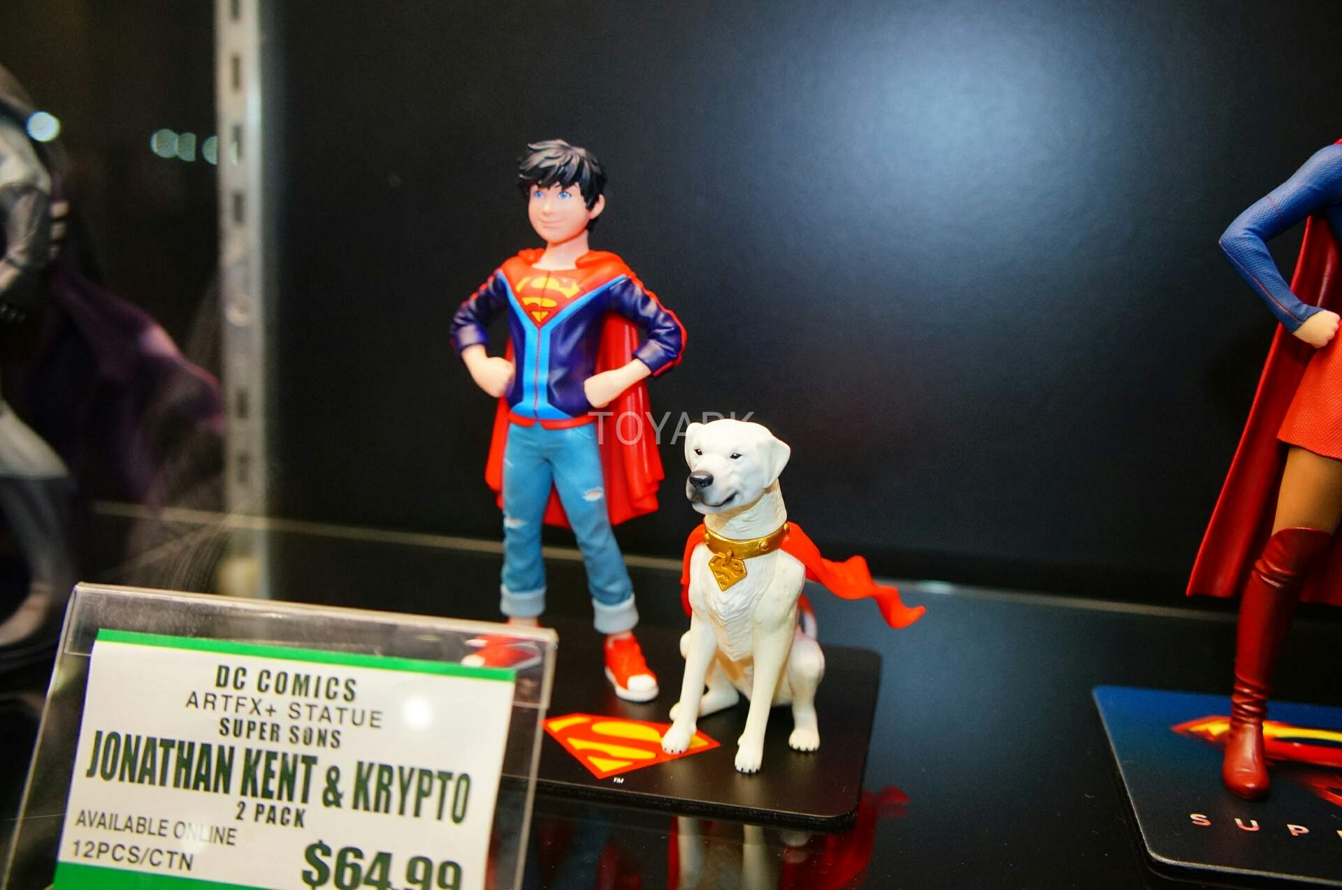 Toy Fair 2018 - Kotobukiya - Superboy - Krypto