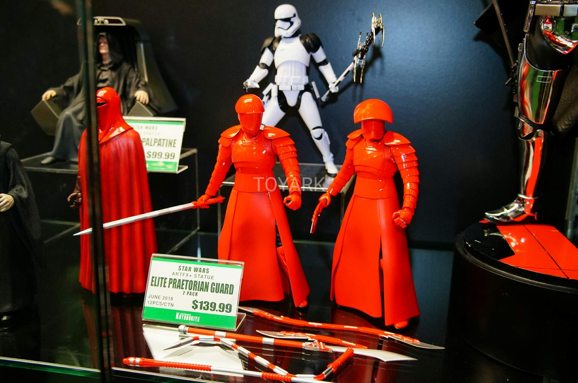 Toy Fair 2018 - Kotobukiya - Star Wars