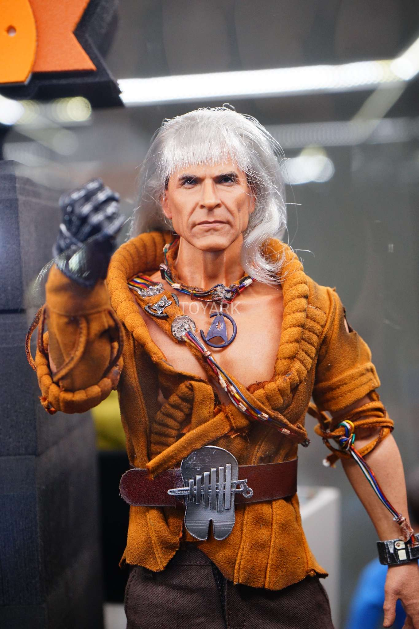 Toy Fair 2018 - Quantum Mechanix - Star Trek - Khan