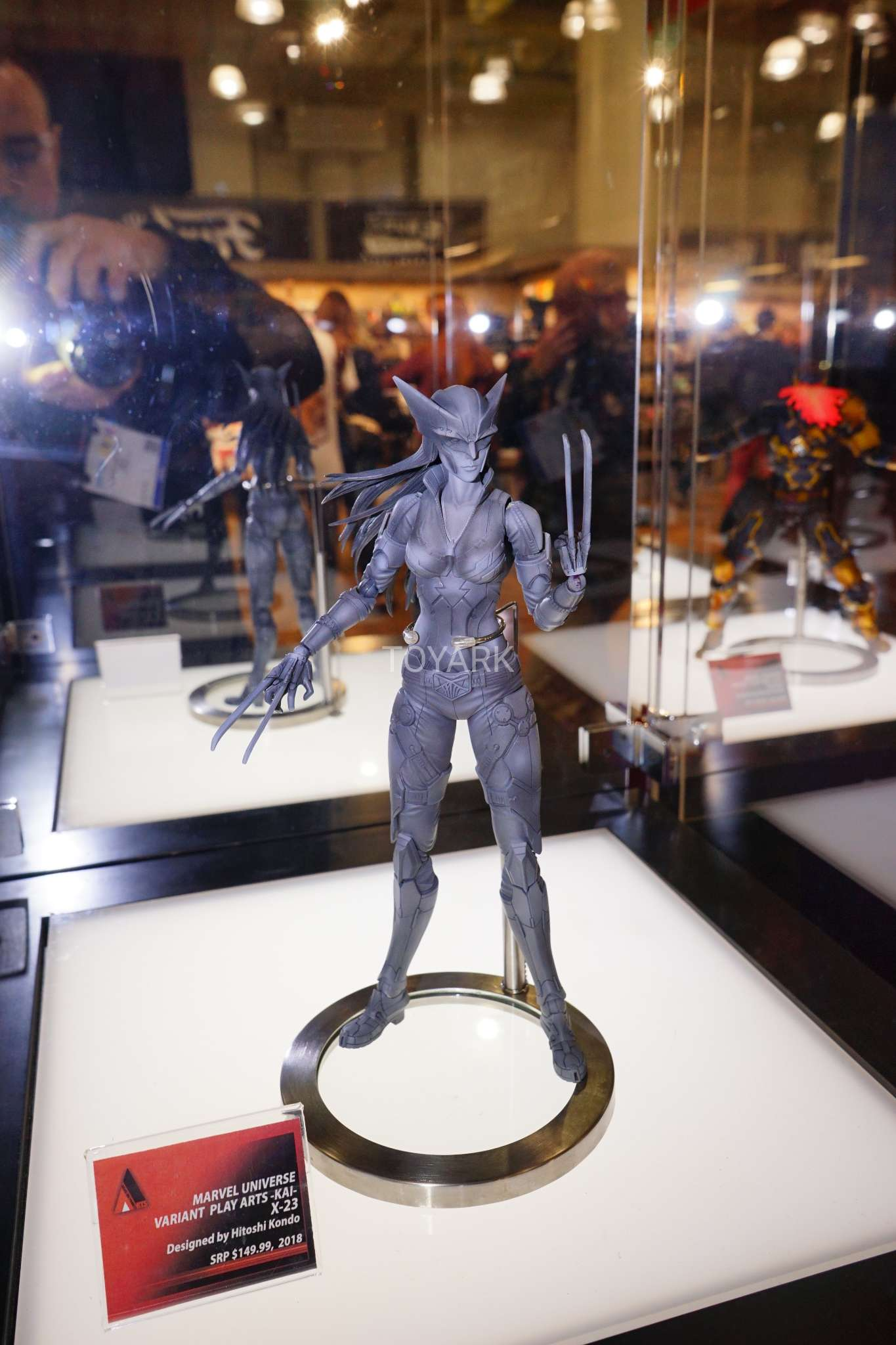 Toy Fair 2018 - Square Enix - X23 - Wolverine