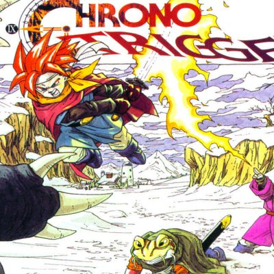 O desastre de Chrono Trigger na Steam