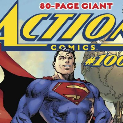 Lemos a Action Comics 1000 de Superman