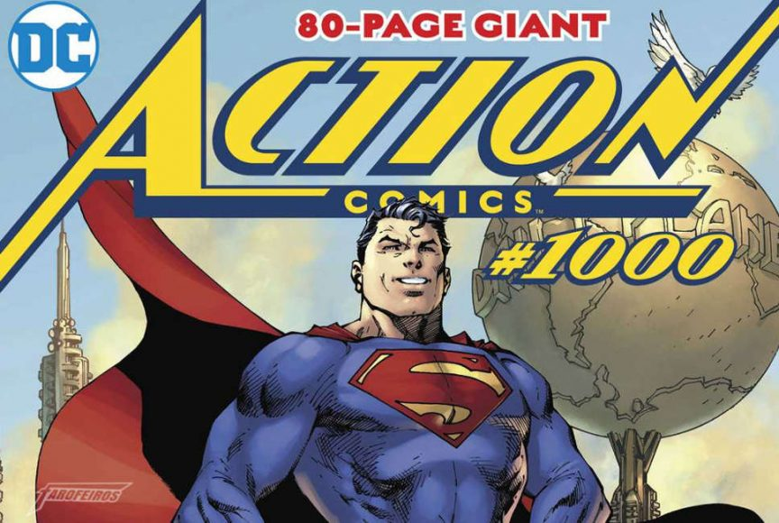 Action Comics #1000 - Capa