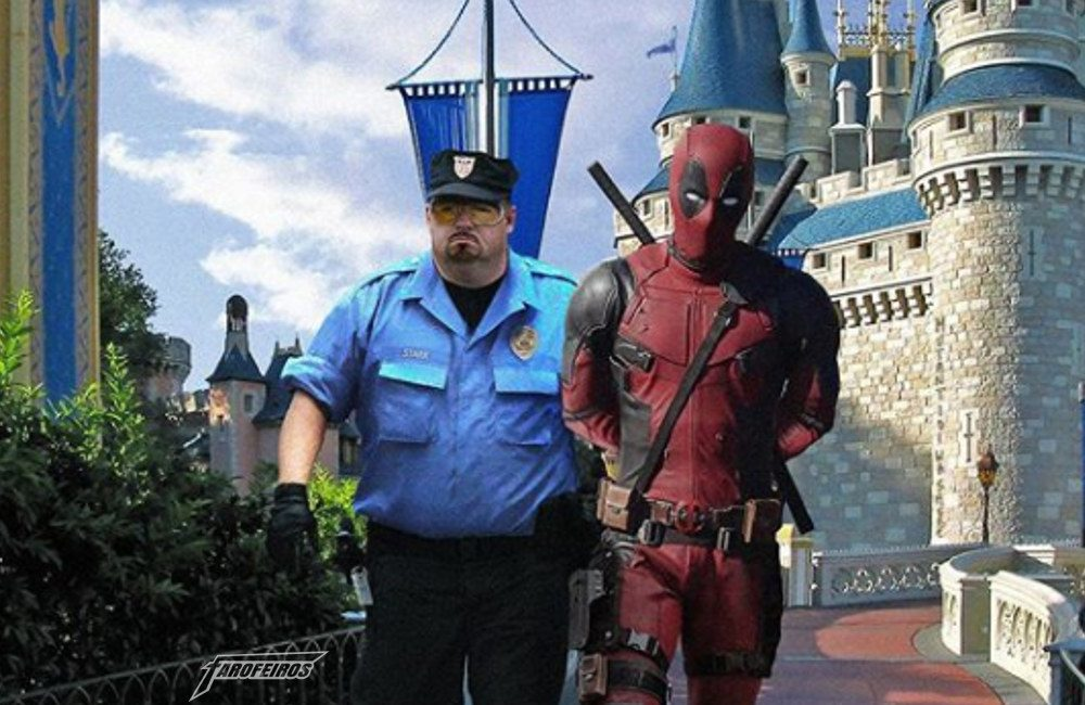 Compra da Fox pela Disney é aprovada - Deadpool - Disney