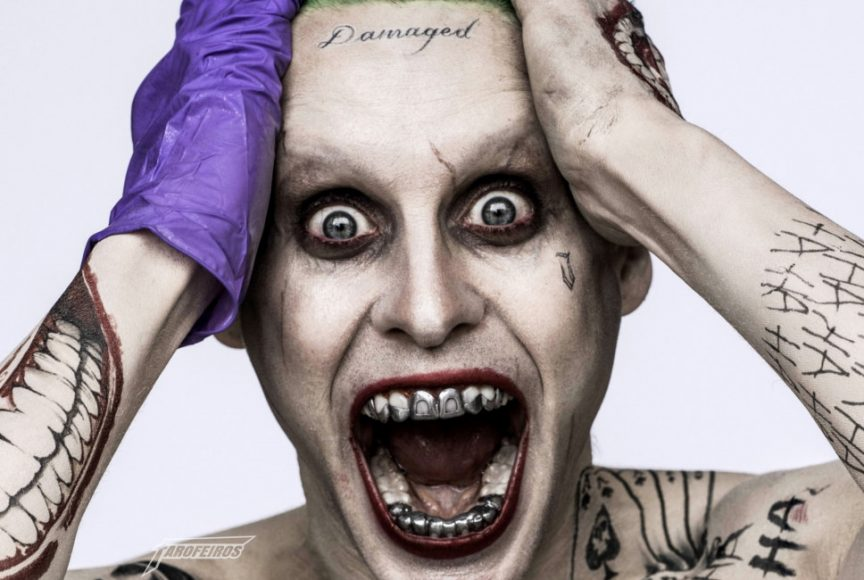 Filme do Coringa - Jared Leto