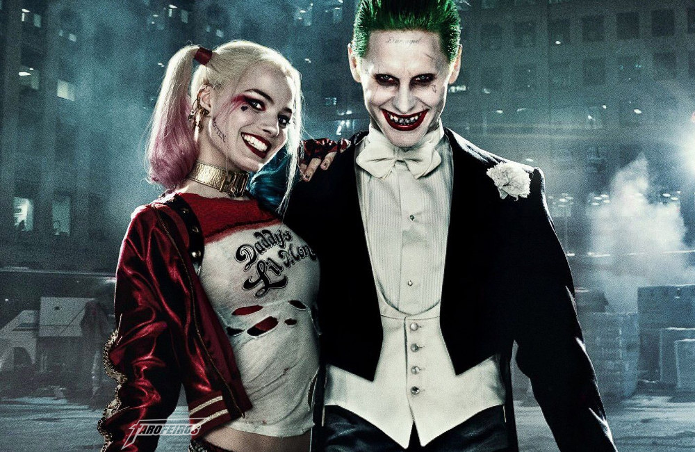 Filme do Coringa - Jared Leto - Arlequina