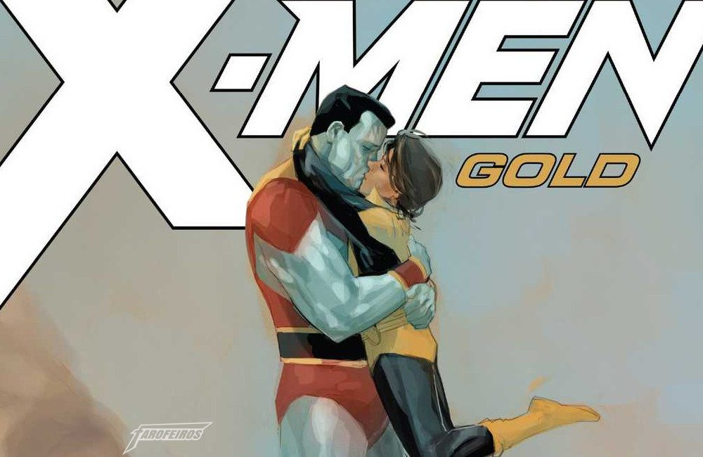 O casamento de Kitty Pride e Colossus - X-Men Gold #30