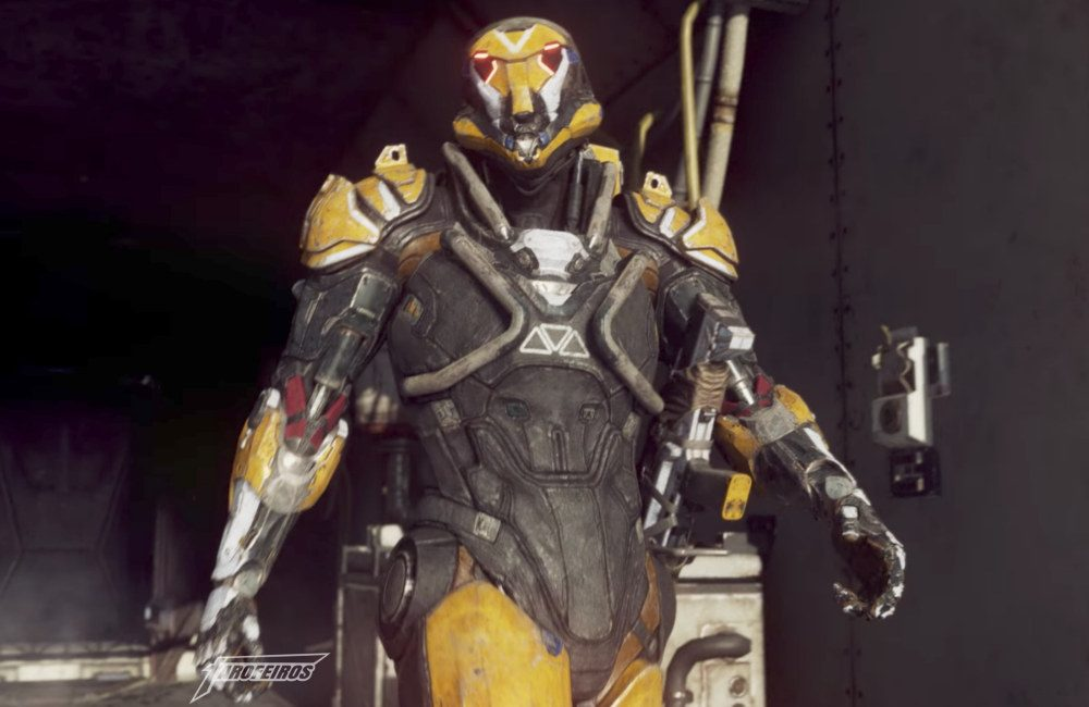 Novo gameplay de Anthem