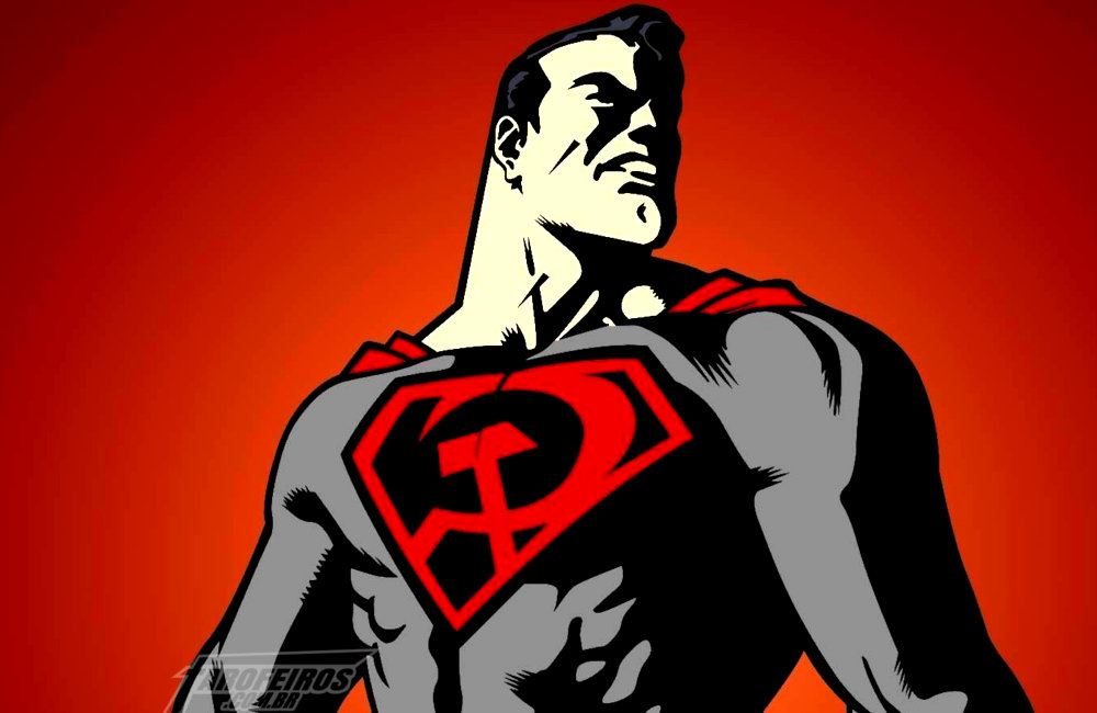 URSAL - Superman Red Son - Blog Farofeiros