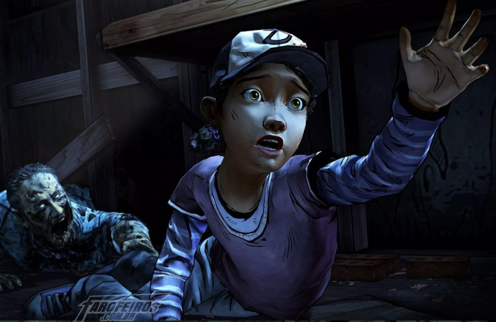 O que aconteceu com a Telltale Games - The Walking Dead - Blog Farofeiros - 00