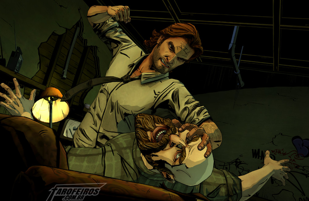 O que aconteceu com a Telltale Games - The Wolf Among Us - Blog Farofeiros - 01
