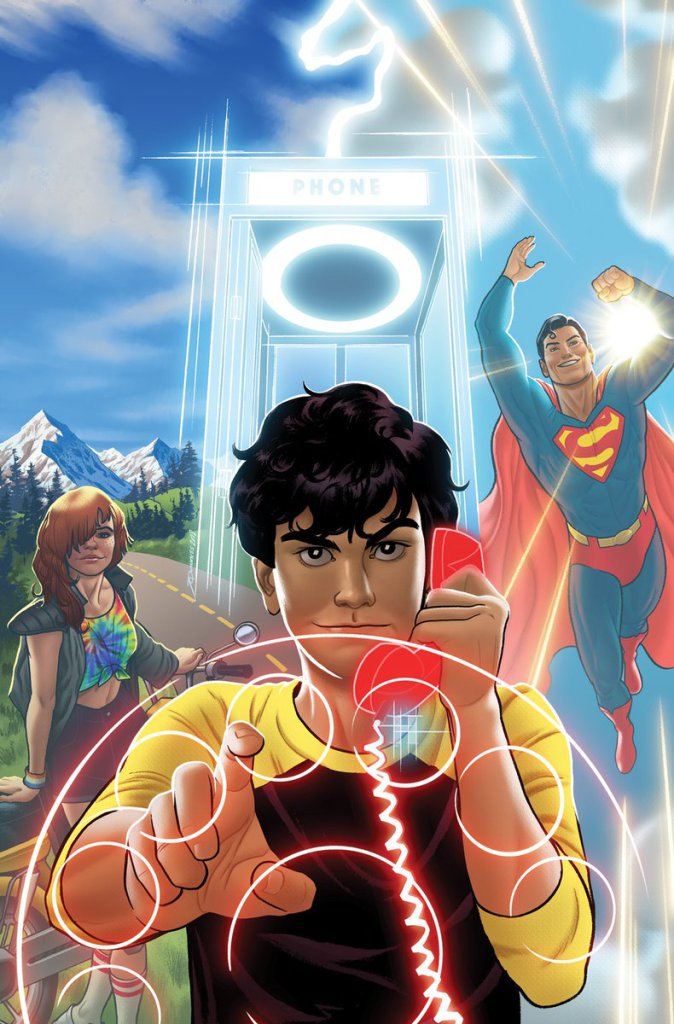 Wonder Comics - Selo da DC Comics terá curadoria de Bendis - Dial H for Hero - Blog Farofeiros