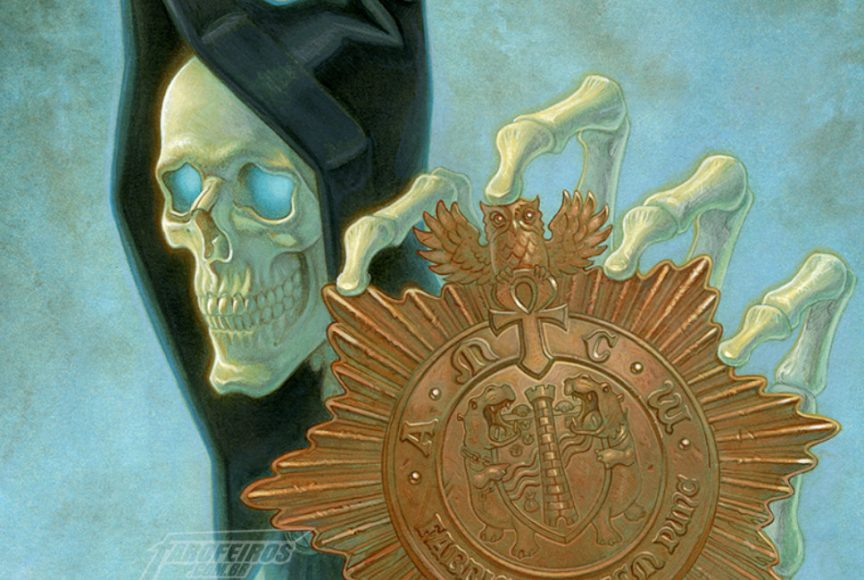 Discworld ganhará nova série de TV - The Watch - Terry Pratchett - Blog Farofeiros