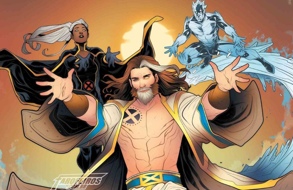 Era de X-Man - Marvel Comics - Age of X-Man - Blog Farofeiros