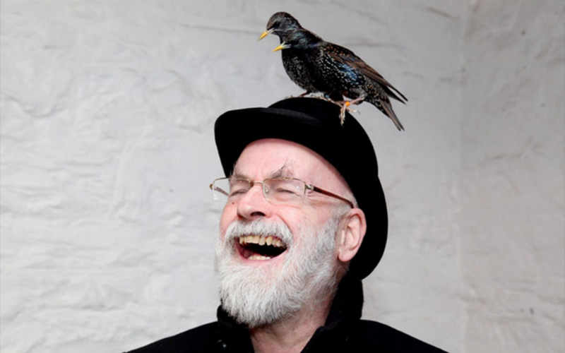 Terry Pratchett - Discworld - Blog Farofeiros