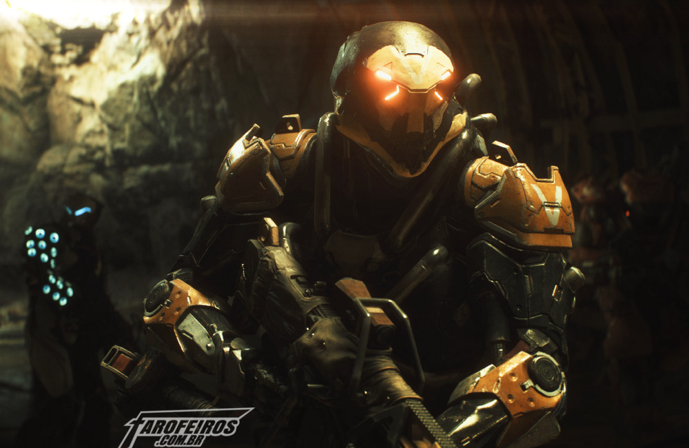Anthem sem Season Pass - Blog Farofeiros