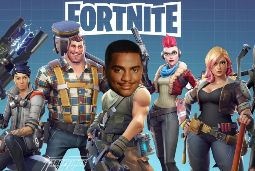 Carlton processa Fortnite - Blog Farofeiros