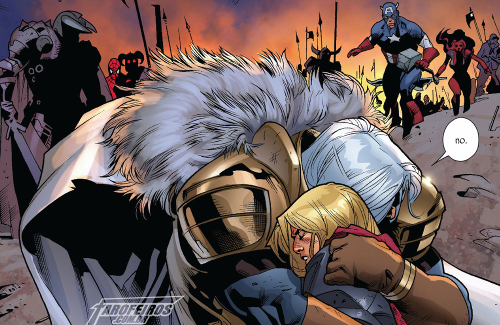 Medo de 2019 - Fear Itself - Thor - Blog Farofeiros