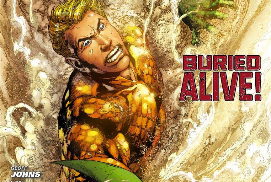 Aquaman #5 Vol 7 2012 - Blog Farofeiros