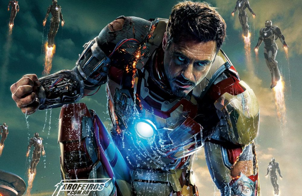 Todas as armaduras do Homem de Ferro do cinema - All Iron Man armors - Blog Farofeiros
