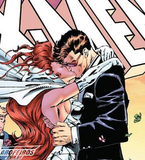Scott Summers e Jean Grey não se casaram - X-Men - Ciclope - Cyclops - Blog Farofeiros