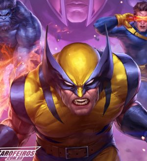 O fim Loot Boxes e microtransações Pay to Win - X-Men - Marvel Future Fight - Blog Farofeiros