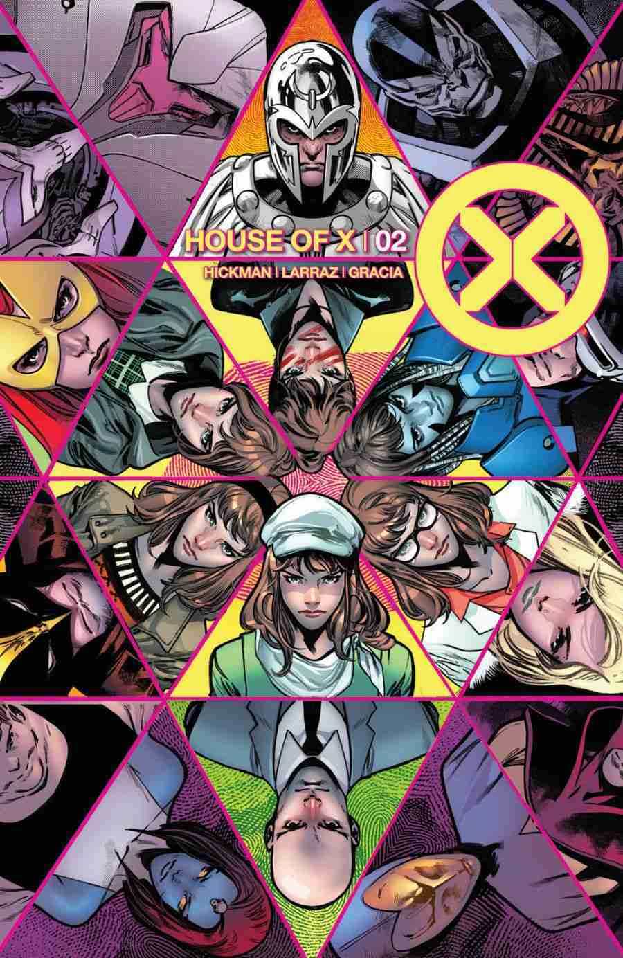 Os X-Men de Jonathan Hickman - House of X #2 - Blog Farofeiros