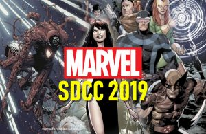 Marvel Comics na SDCC 2019 - Blog Farofeiros