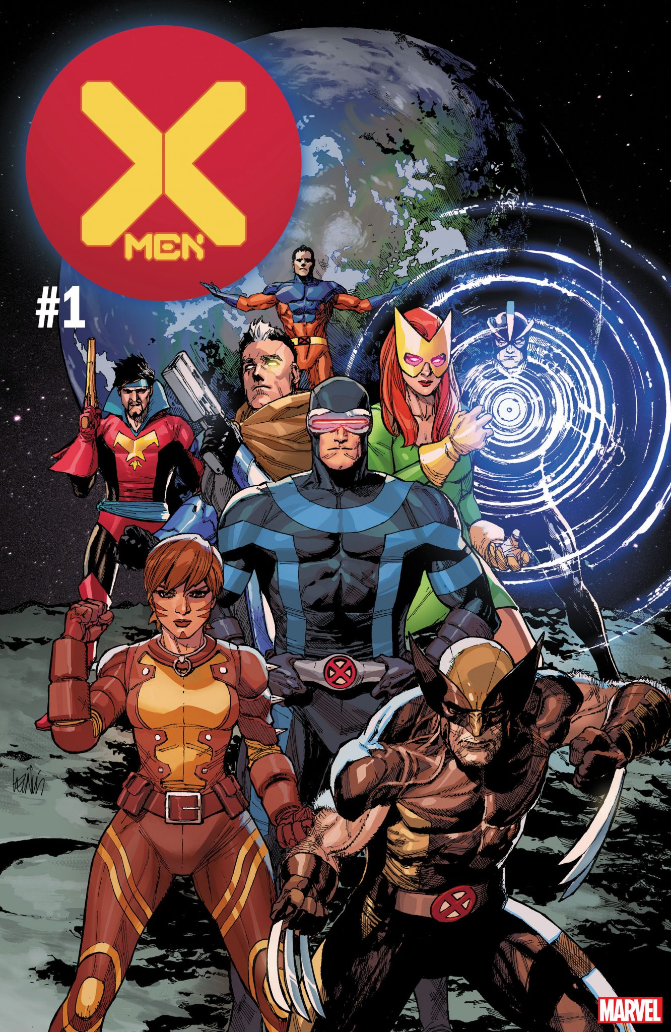 Marvel Comics na SDCC 2019 - X-Men #1 - Blog Farofeiros