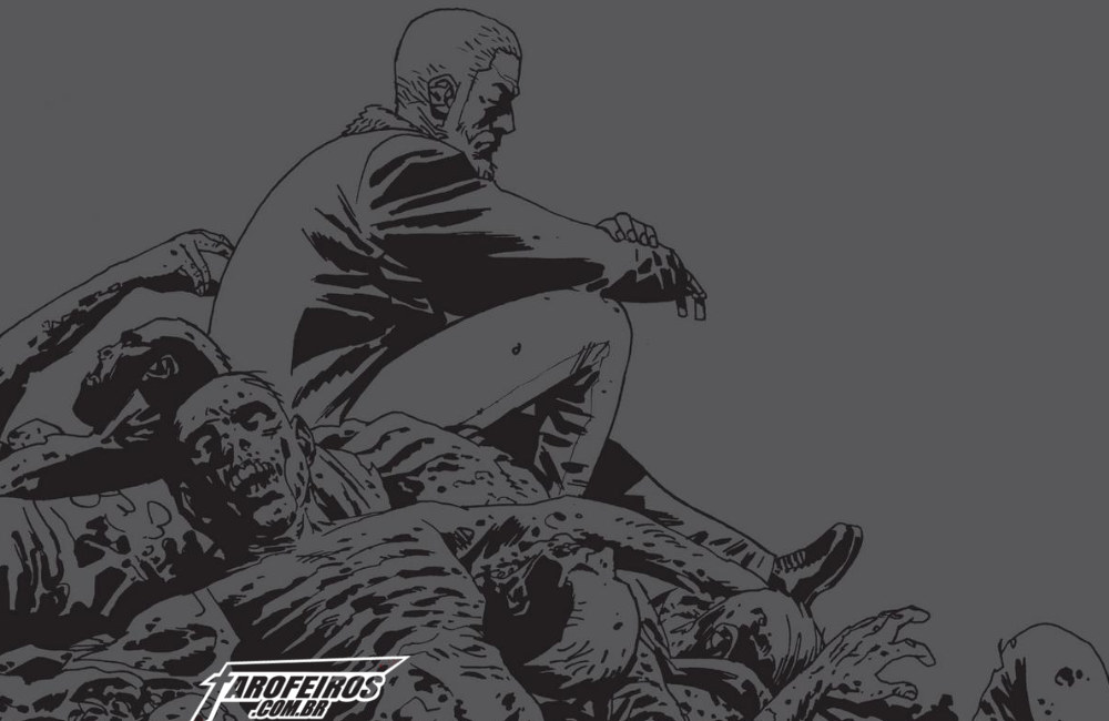 O fim de The Walking Dead - Blog Farofeiros