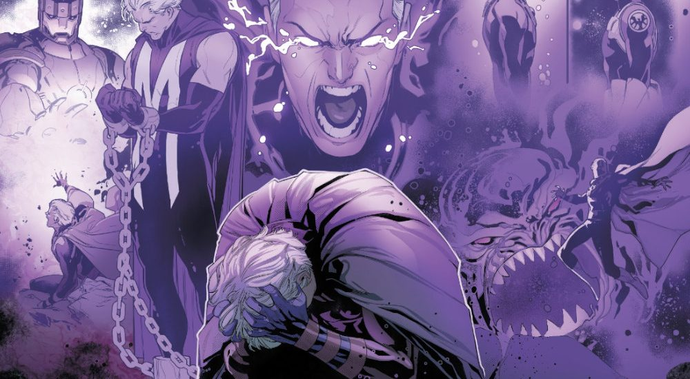 Detalhes de Powers of X - Poderes dos X - Powers of X #2 - Magneto - Blog Farofeiros