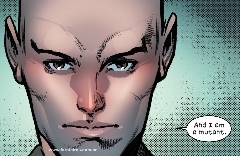 Moira MacTaggert e os X-Men - Charles Xavier - House of X - Marvel Comics - Blog Farofeiros