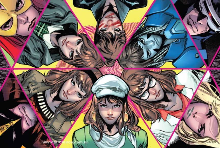 Moira MacTaggert e os X-Men - House of X - Marvel Comics - Blog Farofeiros
