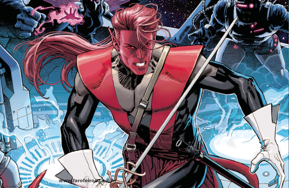 Cardial - Detalhes de Powers of X - Poderes dos X - X-Men - Marvel Comics - Blog Farofeiros