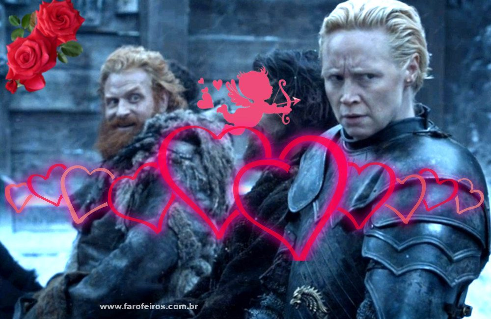 Se controla Tormund - Brienne - Game of Thrones - Blog Farofeiros