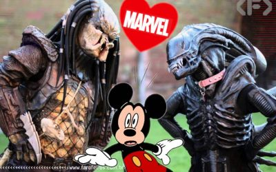 Alien e Predador na Marvel Comics