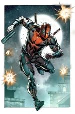 Deadpool - Bad Blood - Sangue Ruim - 2