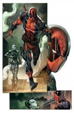 Deadpool - Bad Blood - Sangue Ruim - 4
