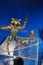 Hasbro - Rocket Racoon com mini Groot