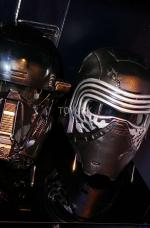 Hasbro - Star Wars - Black Series - Capacetes Deathtrooper e Kylo Ren
