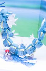 Megablocks - Pokemon - Gyarados