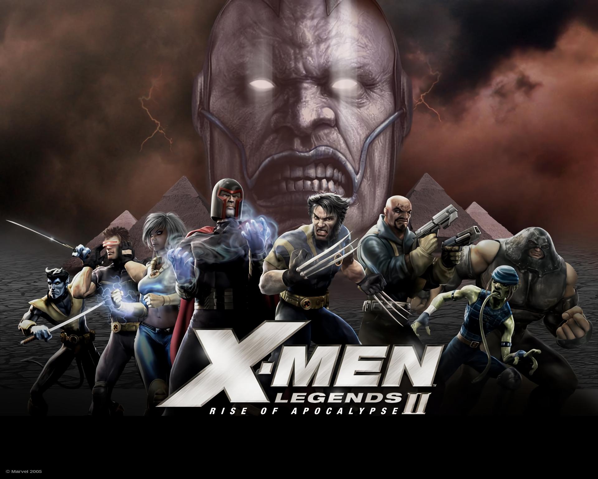 X-Men Legends 2 - Rise of Apocalipse - Blog Farofeiros