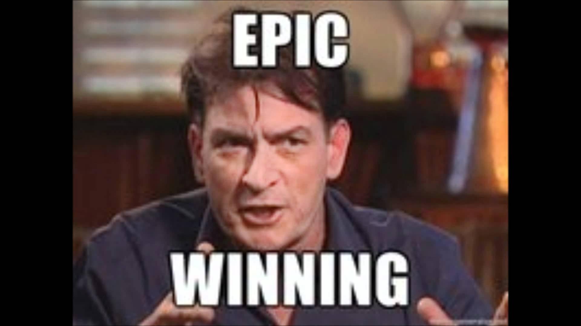 Charlie Sheen - Epic Winning