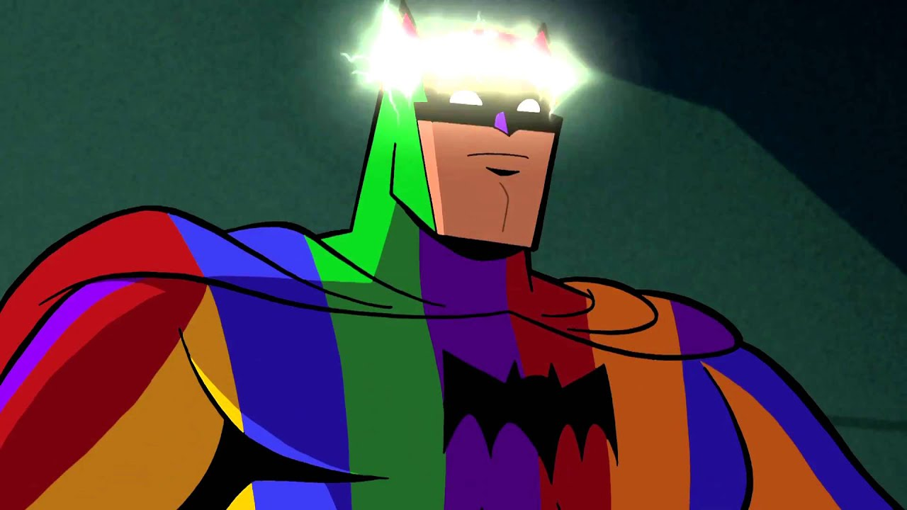 Batman Arco-íris - Brave and the Bold - Emperor Joker