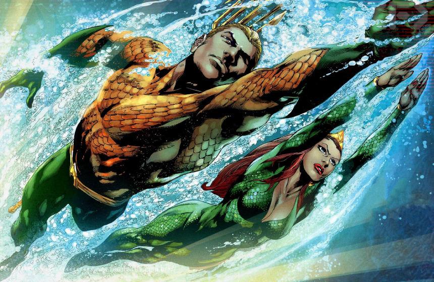 Deu vontade de ler Aquaman - DC Comics - Blog Farofeiros