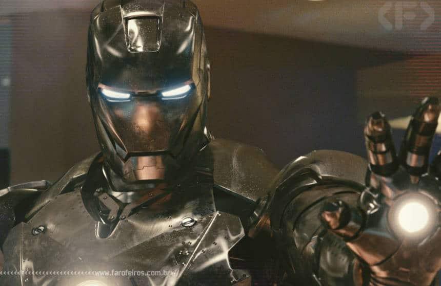 Homem de Ferro - Iron Man Mark II Hot Toys - Blog Farofeiros