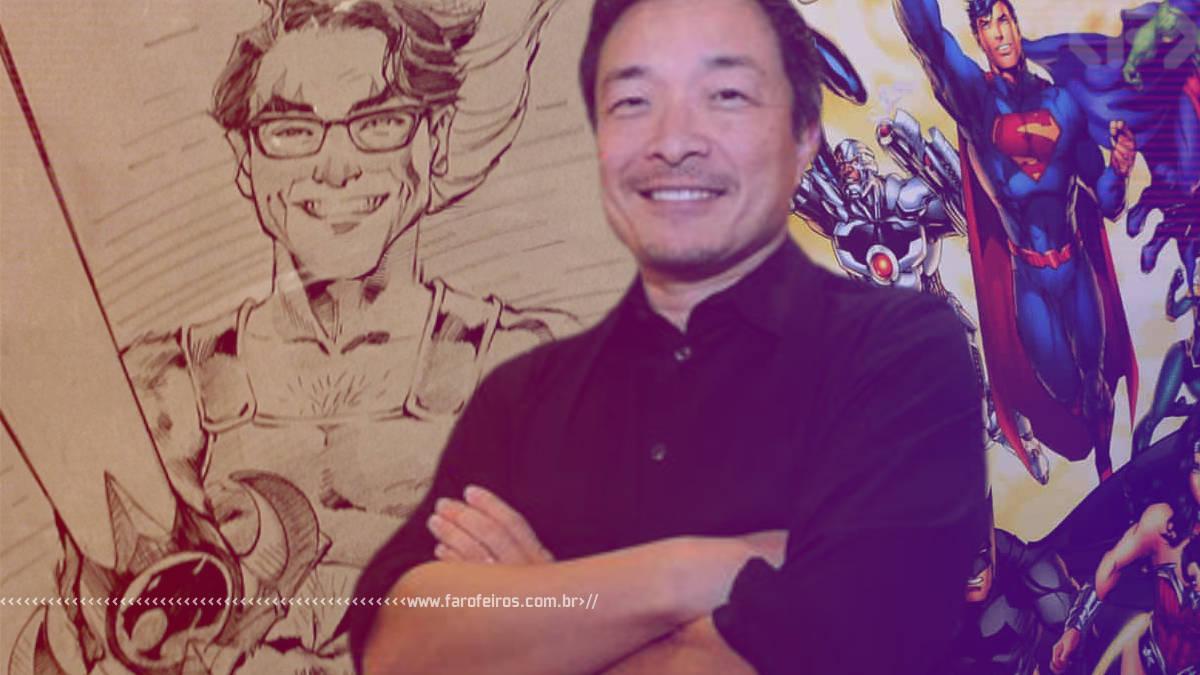 Jim Lee em The Big Bang Theory - Blog Farofeiros