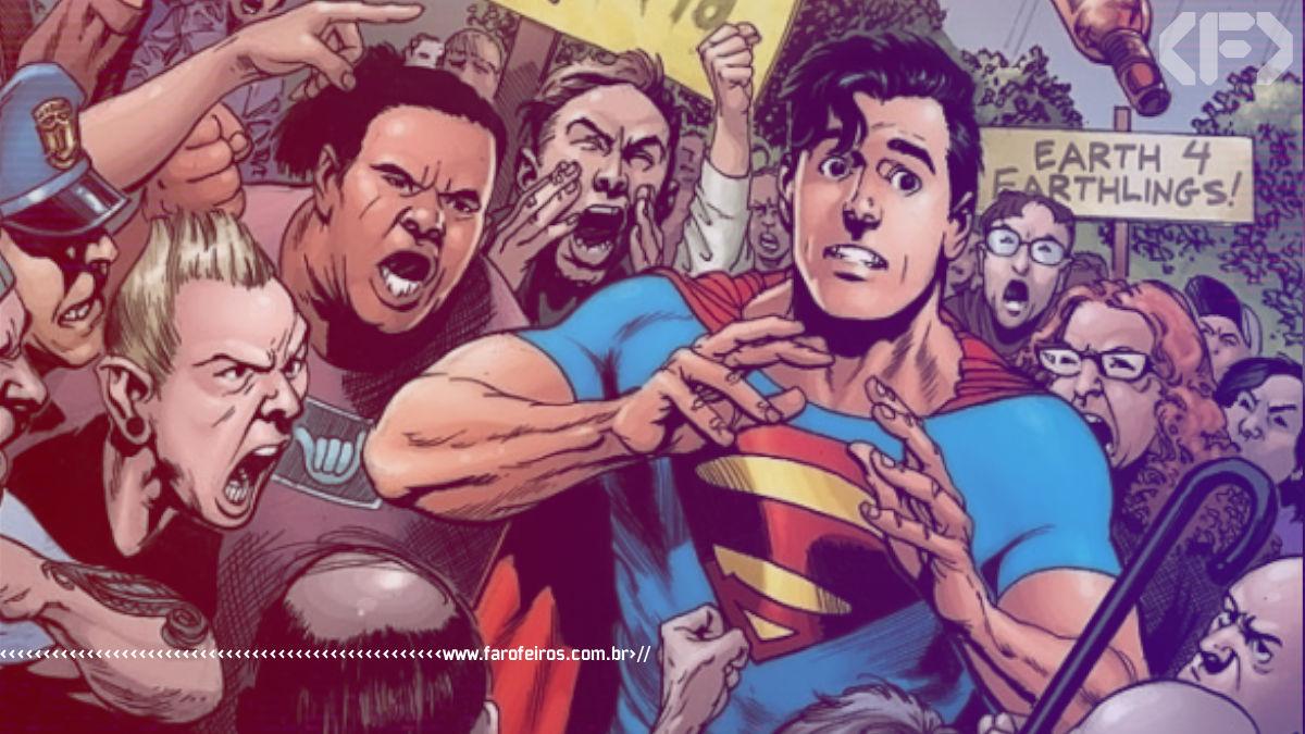 Preview de Action Comics #3 - Superman - Novos 52 - DC Comics - Blog Farofeiros