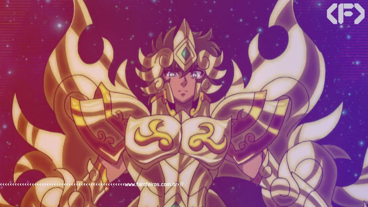 Armaduras reais de Cavaleiros do Zodíaco - Blog Farofeiros