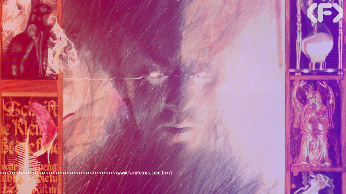 Sandman #1 - DC Comics - Vertigo - Blog Farofeiros
